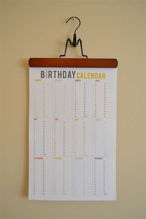 free printable birthday reminder cards craftaphile printable birthday calendar