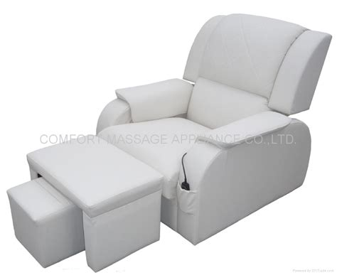 massage sofa chair foot massage sofa with pu leather sf pu