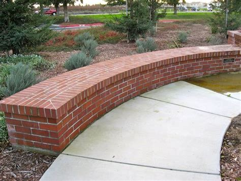 brick bench 55 best images about garden of the winds on pinterest