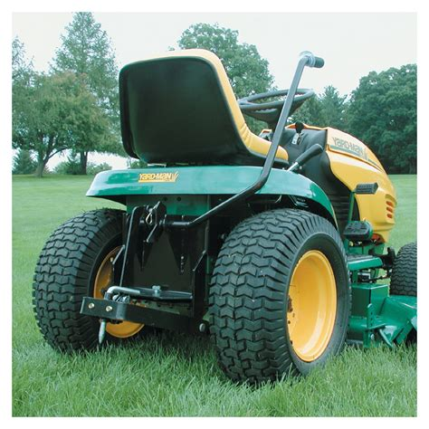 Garden Tractor Sleeve Hitch by Sleeve Hitch Use Page 3 Mytractorforum The
