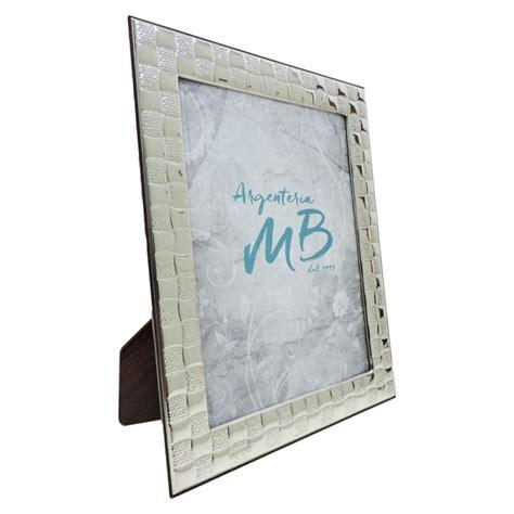 cornice portafoto argento cornice portafoto quadri lucidi e puntinati in argento