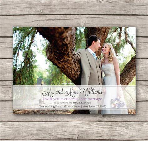 Wedding Invitation Design Pdf by Picture Wedding Invitations Pdf Modern Design Print At