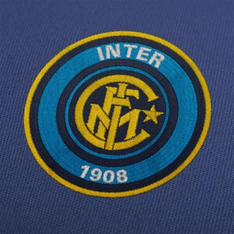 Bantal Logo Inter 1 inter milan logo italian calcio embroidery design