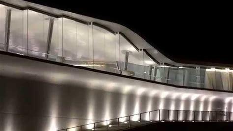 salerno illuminazione salerno anteprima illuminazione della stazione marittima