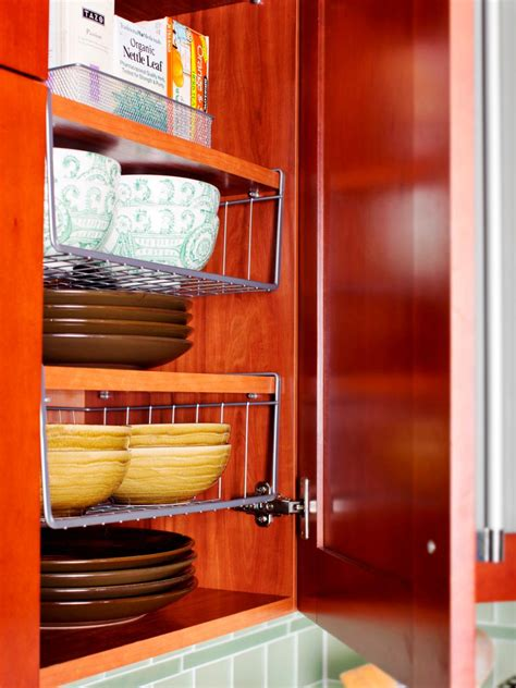 Kitchen Cabinet Cleaning by 19 Kitchen Cabinet Storage Systems Diy