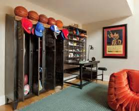 bedroom lockers