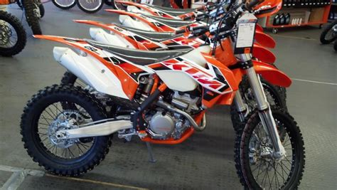 Ktm 250 Xc Price Tags Page 1 Usa New And Used Ramona Motorcycles Prices