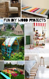 Here are some fun diy wood projects that i love the look of