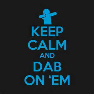 Keep calm and dab on em fishbiscuit t shirt teepublic