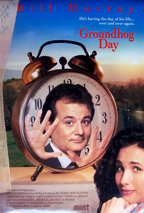 regarder groundhog day groundhog day cin 233 images