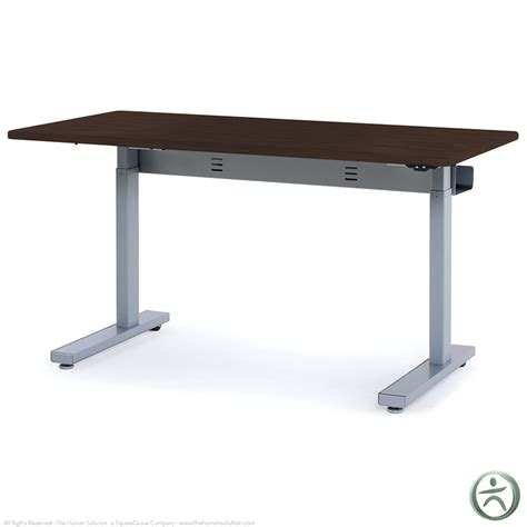 sit stand table shop anthro elevate ii plus sit stand electric lift tables