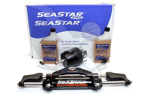 hydraulic steering for a boat teleflex seastar hk6400a3 sea star boat hydraulic power