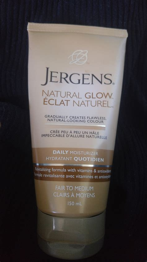 jergens natural glow daily moisturizer reviews