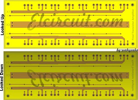 transistor lifier design book pcb layout booster lifier transistor audio layout finals