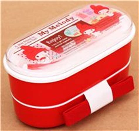 Jual Rement Miniatur Sandwich My Melody my melody bunny bento box lunch box from japan bentos bento boxes shop modes4u