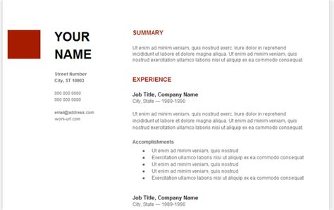 google resume format resume samples free google search the 17
