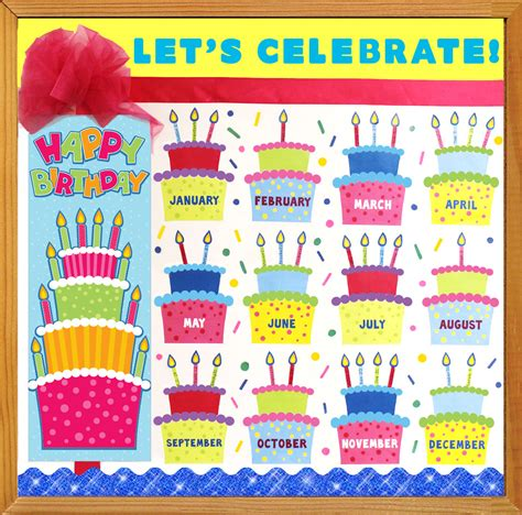 birthday bulletin board templates birthday corner bulletin board 187 happy birthday world