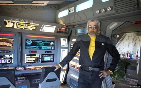 star trek house star trek fanatic builds incredible trekkie themed house