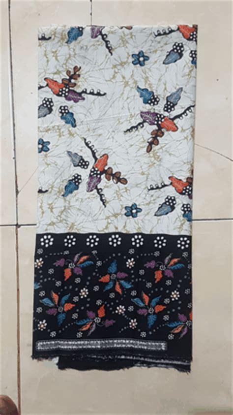 Bahan Katun Motif Harga Permeter 1 seragam batik ibu pkk berbahan katun asli batik dlidir
