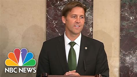 News Forget About It by Ben Sasse To Donald On Potential Ag Recess