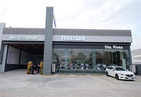 new country mazda mazda santa rosa opens first in country with new mazda