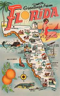 greetings from florida postcard roundup