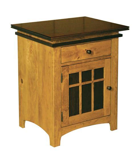 Amish Furniture Maple Creek Nightstand Amish Furniture Designed