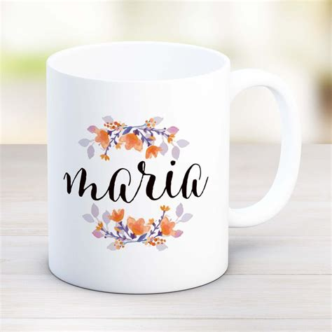 25 best ideas about name mugs on pinterest personalized