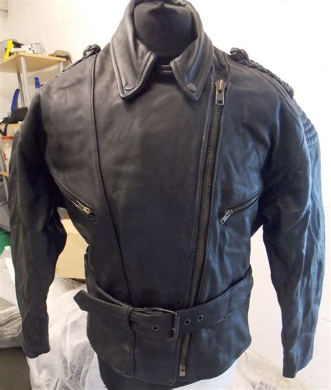 cruiser motorcycle jackets city women s cruiser motorcycle thick leather jacket r 56
