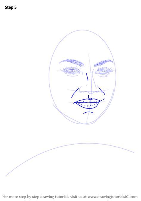 Zendaya Pencil Drawing