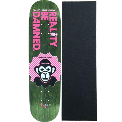 skateboard deck weight workshop skateboard deck rbd monkey 7 875 quot with pro