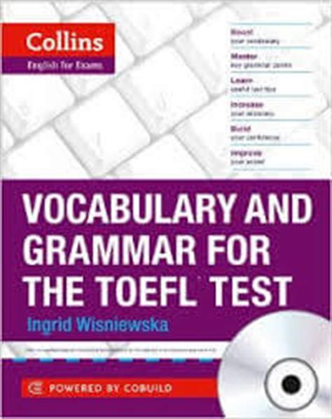 vocabulary study this simple one book review vocabulary and grammar for the toefl
