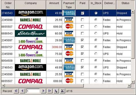 Calendar Api Java Exle Java Grid Expandable Software