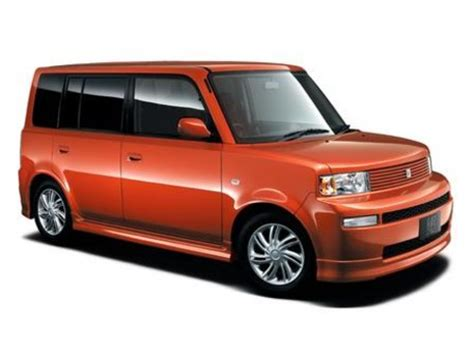 Toyota Cube 2001 Toyota Bb Picture
