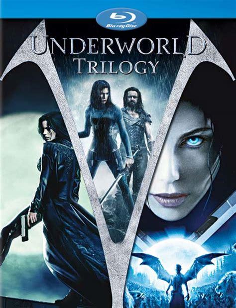 film underworld ordre underworld trilogy box art dread central