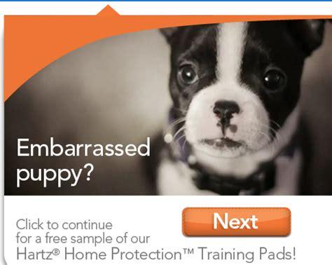 hartz puppy pads free hartz puppy pads sle addictedtosaving