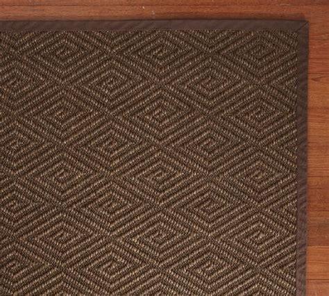 custom sisal rugs stark concepts custom sisal rug cocoa pottery floors
