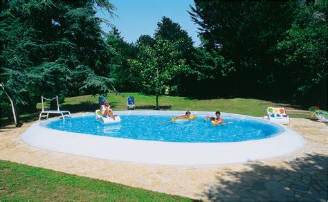 runder pool im garten pool zum einbauen hornbach luxemburg