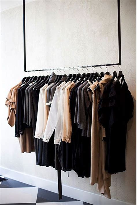 Closet Coat Rack by Clothes Rack Hang Simple Wardrobe Coat