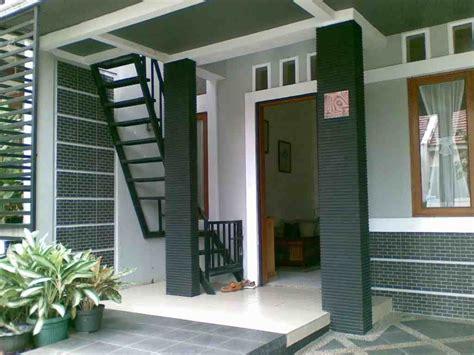 design rumah minimalis 12 x 18 18 contoh model desain tangga rumah minimalis modern