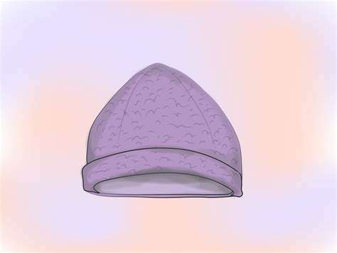 fleece hat template how to make a fleece beanie hat with pictures wikihow