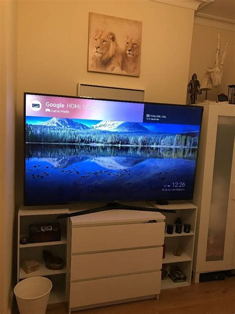 70 quot inch samsung smart tv like new relisted due to time waster in lincoln
