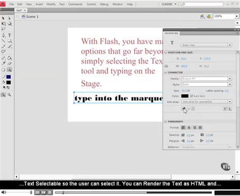 web design tutorial adobe flash adobe flash cs4 tutorial videos