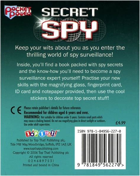 surveillance valley the secret history of the books pocket power secret scholastic club