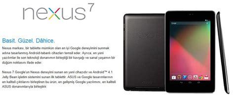 Tablet Asus Nexus 8gb asus nexus 7 1b053a 8gb 7 quot tablet fiyat箟 taksit se 231 enekleri