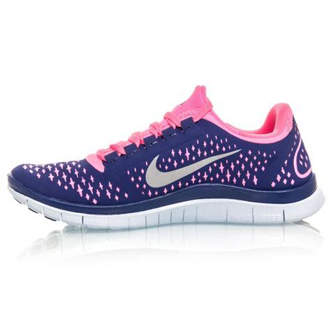 nike pink running shoes womens nike free 3 0 v4 womens running shoes purple pink