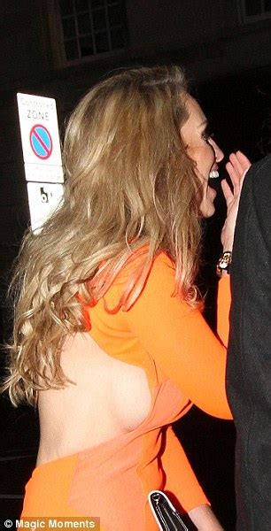josie gibson s tries to escape out of her dress as