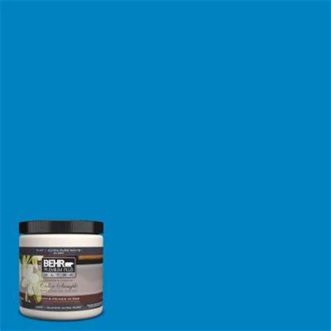 behr premium plus ultra 8 oz pph 58 caribbean blue interior exterior paint sle pph 58 u
