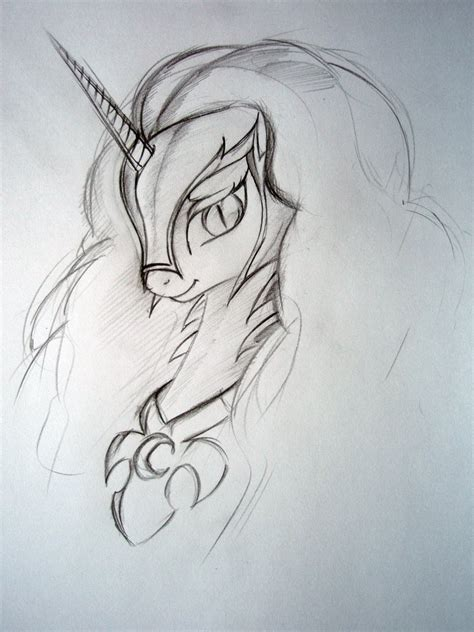 I Pencil Sketches by My Pony Friendship Is Magic Discussion Thread
