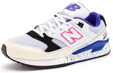 New Balance Encap 350 new balance 530 encap trainers in white blue pink m530 kie ebay